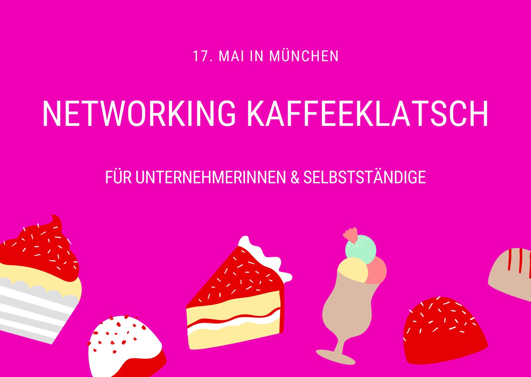 Networking Kaffeeklatsch in München