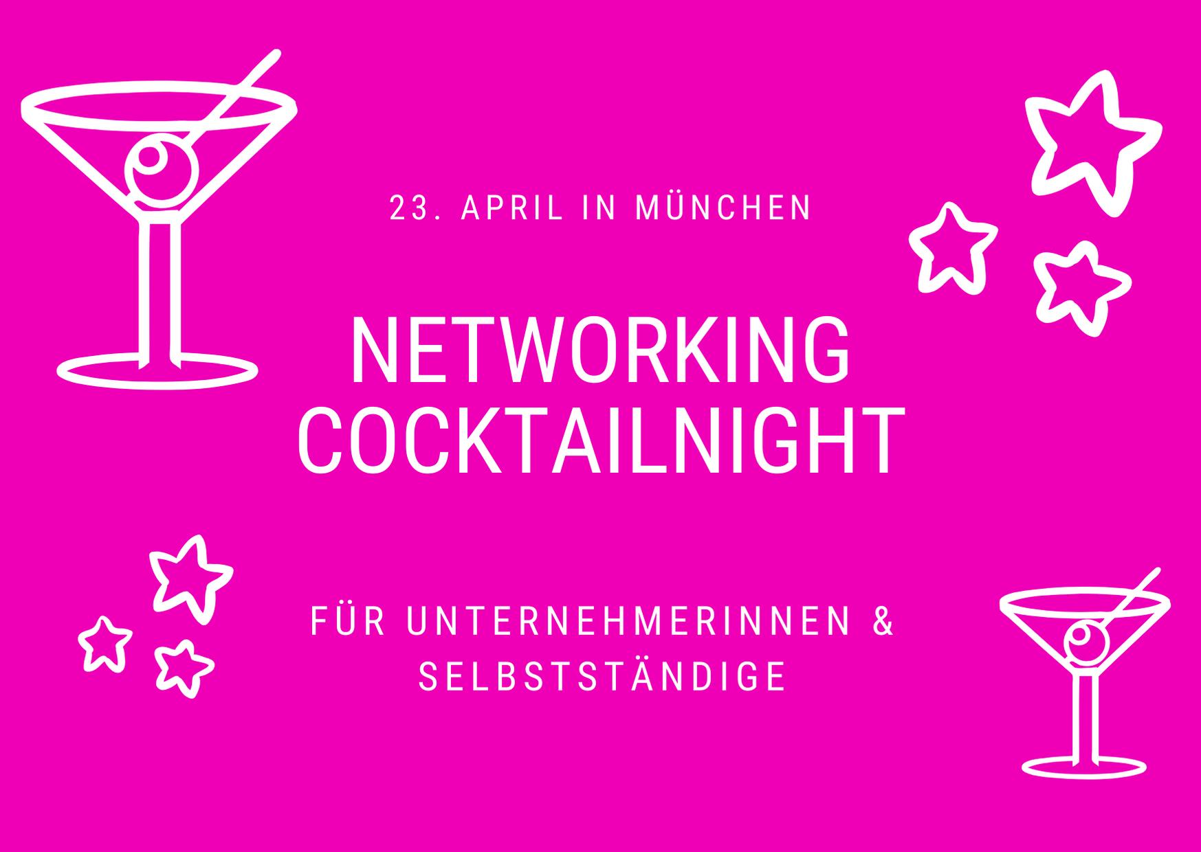 Networking Cocktailnight in München