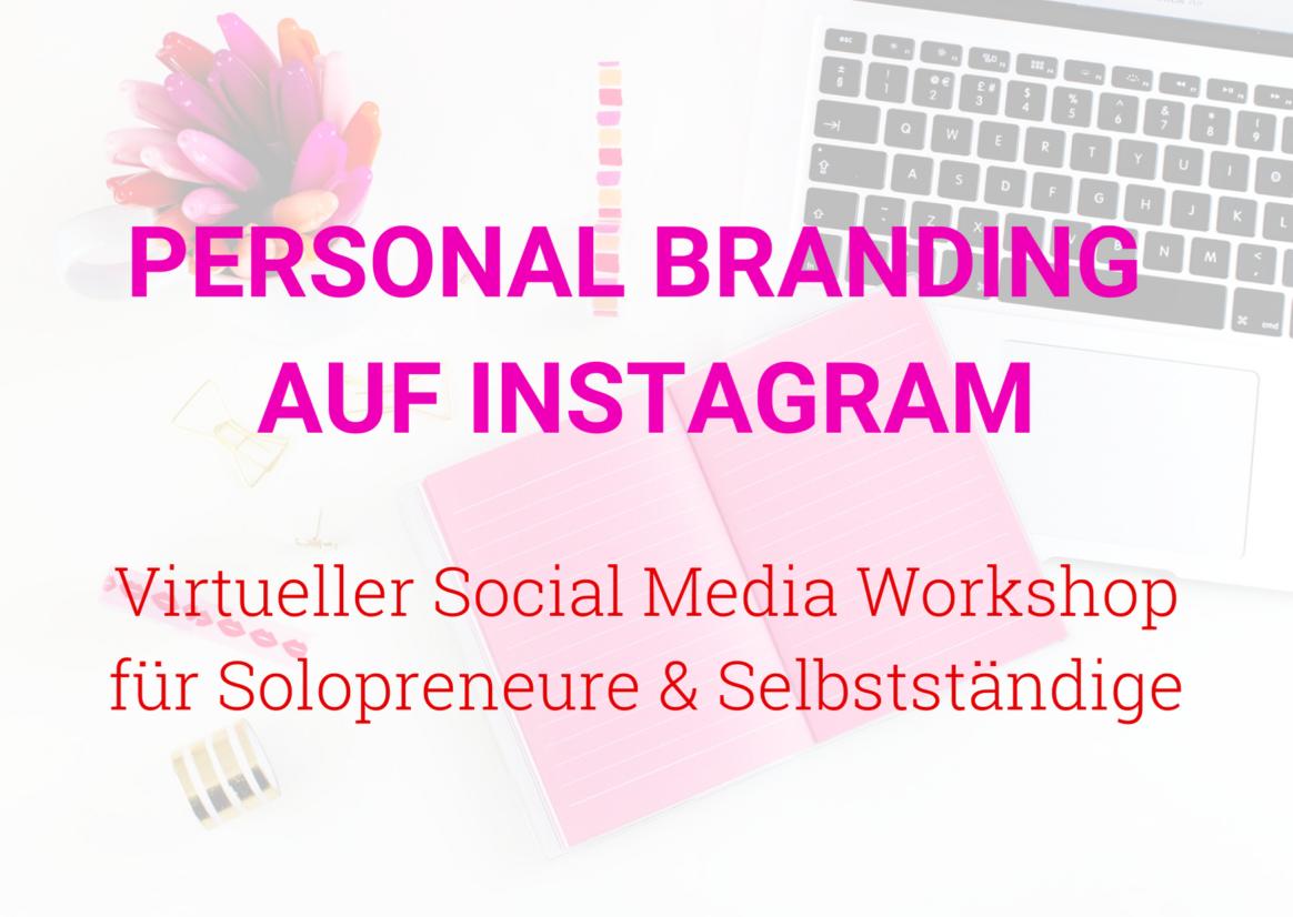 Personal Branding auf Instagram